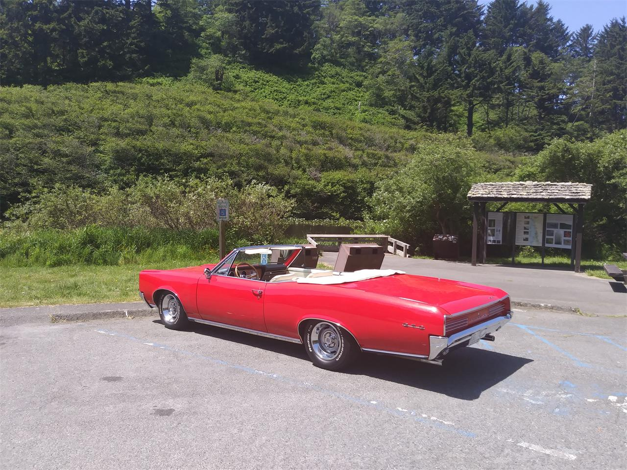 Large Picture of '66 Pontiac GTO located in Washington - OHAD