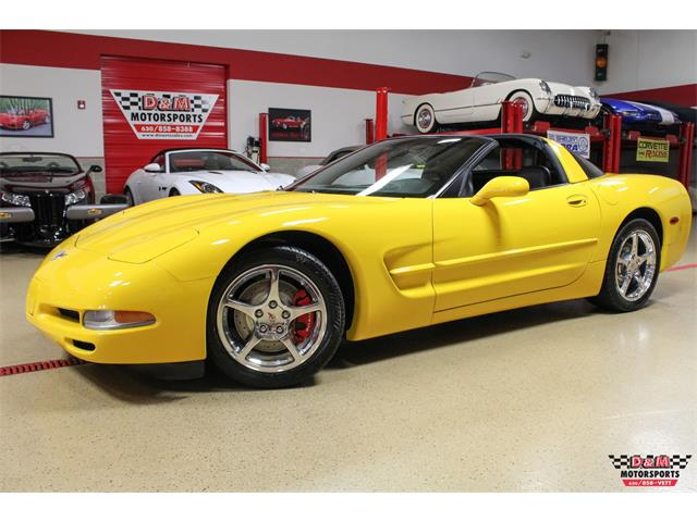 Picture of '03 Corvette - OFSN