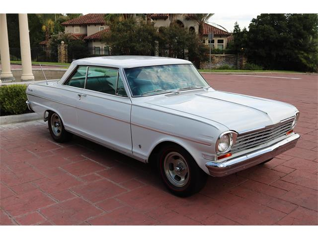 Picture of '63 Chevy II Nova SS - OHAE
