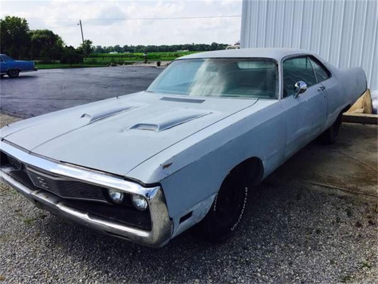 1969 Chrysler Newport For Sale