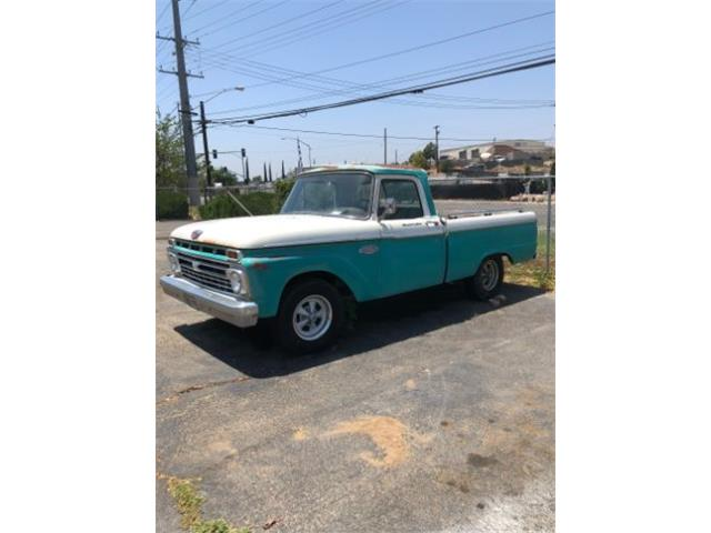 Picture of '66 F100 - OHAU