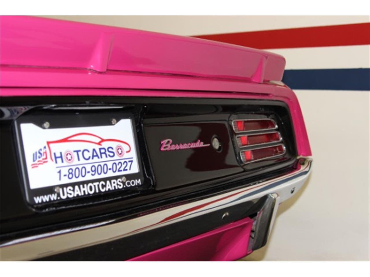 Large Picture of 1970 Barracuda Offered by My Hot Cars - OFSP