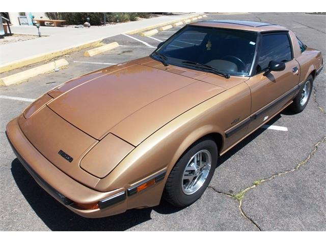 Picture of 1983 Mazda RX-7 located in Tucson Arizona - OFNA