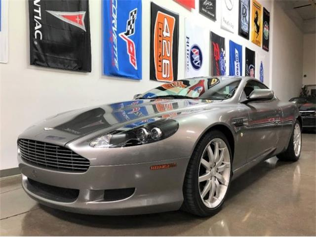 Picture of '06 DB9 - OHCE