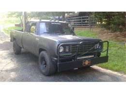 Picture of '78 Dodge D200 located in Cadillac Michigan - $14,495.00 - OHCP