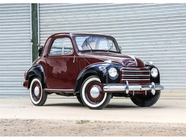 Picture of '50 Topolino - OHCW