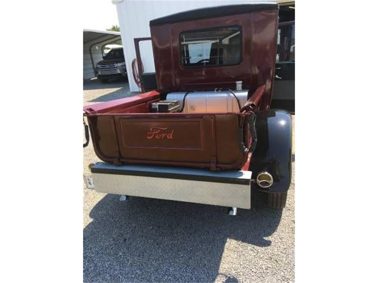 Large Picture of '29 Pickup - OHD2