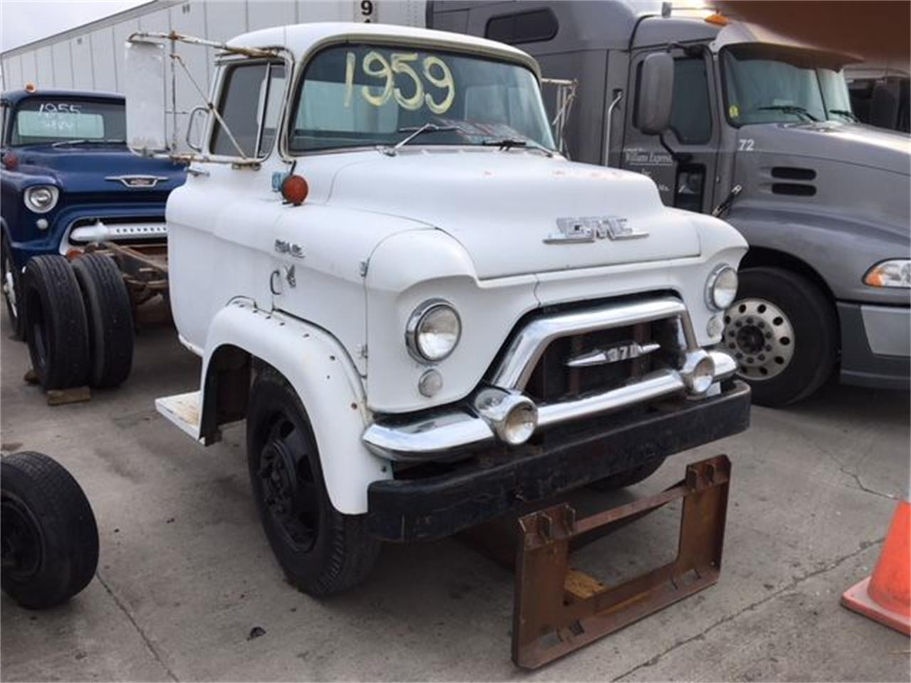 Large Picture of '59 COE - OHDJ