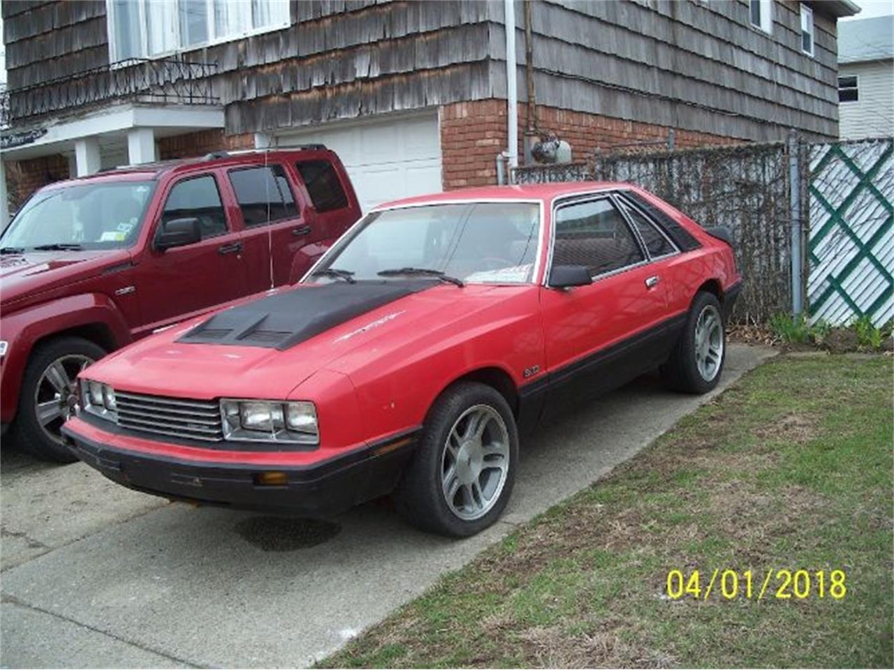 Large Picture of '79 Capri - OHEU