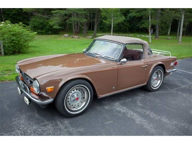Picture of '73 TR6 - OHFW