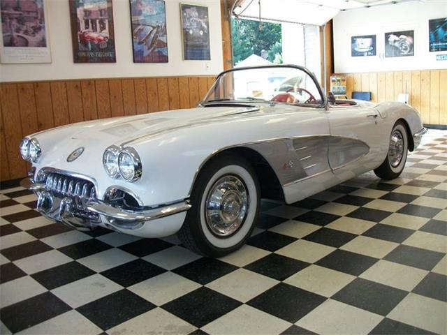 Picture of '58 Corvette - OFT9