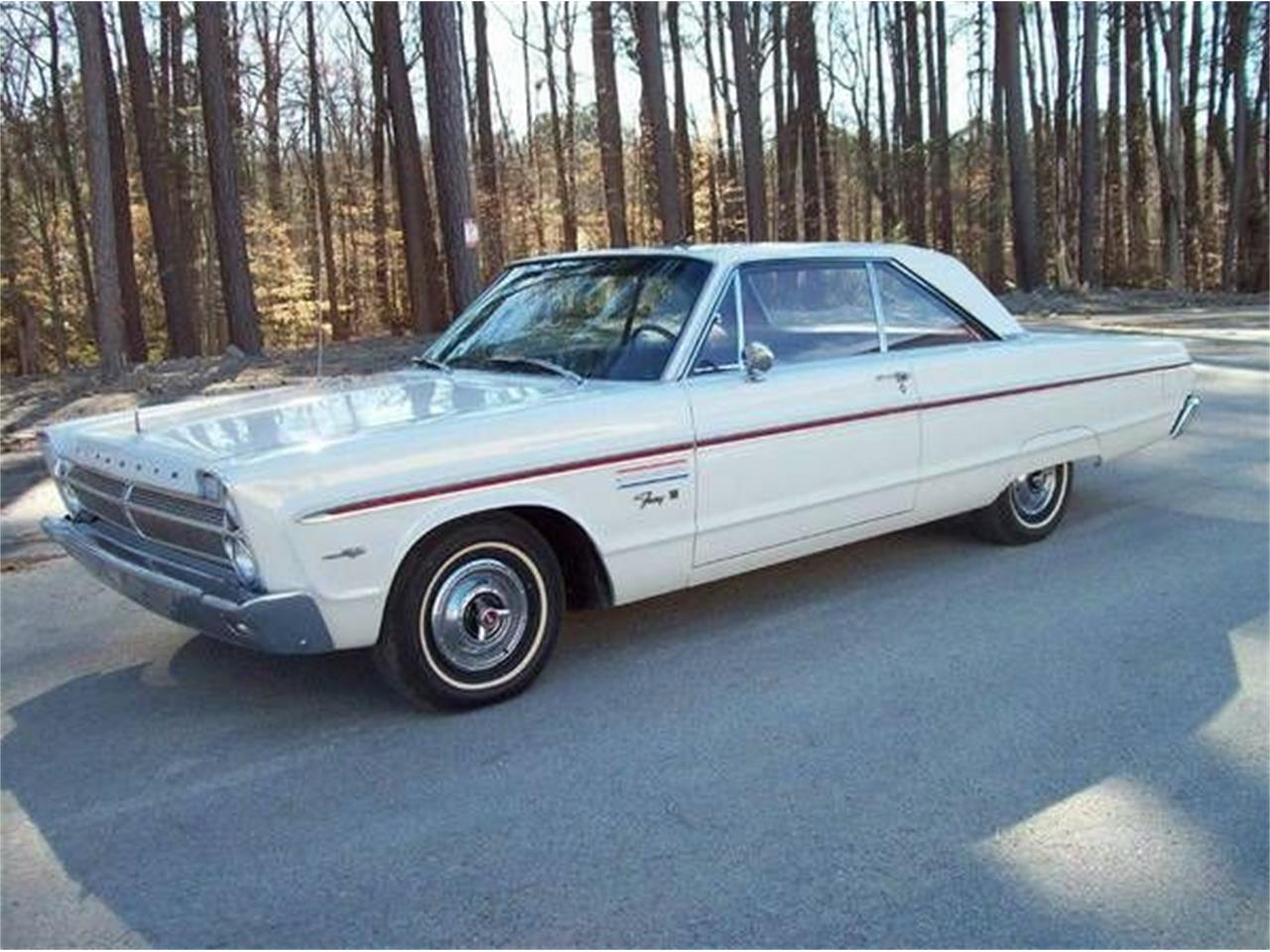 Large Picture of Classic '65 Plymouth Fury III located in Michigan - OHGN