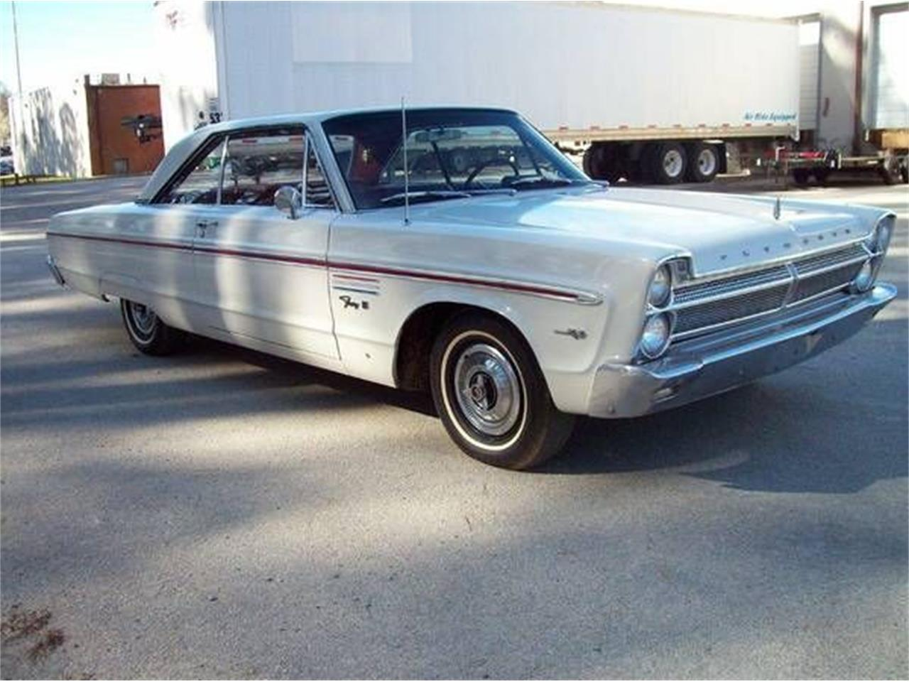 Large Picture of Classic '65 Plymouth Fury III - $22,495.00 - OHGN