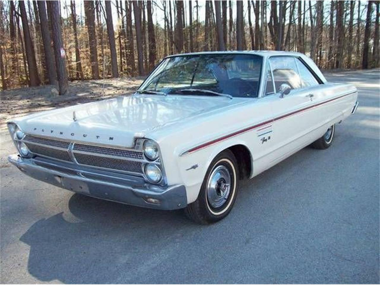Large Picture of Classic 1965 Plymouth Fury III Offered by Classic Car Deals - OHGN