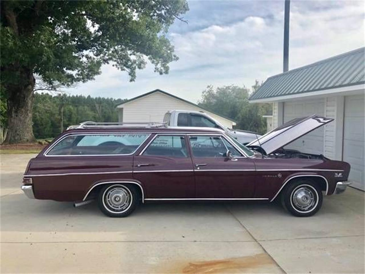 1966 Chevrolet Impala For Sale Cc 1142385 Station Wagon Large Picture Of 66 Ohgx
