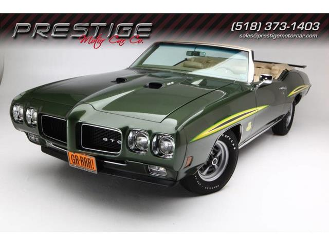 1970 Pontiac GTO (The Judge)