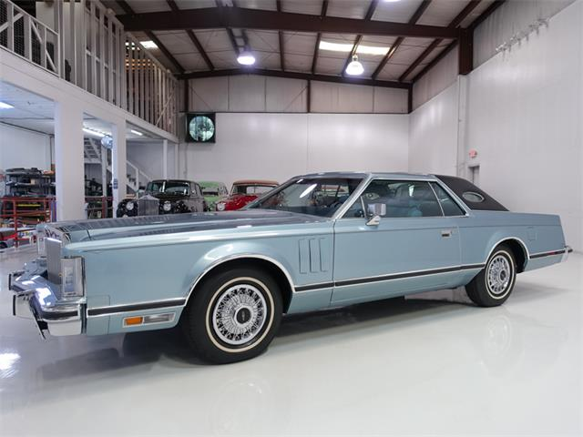 Picture of '79 Continental Mark V - OHJ4