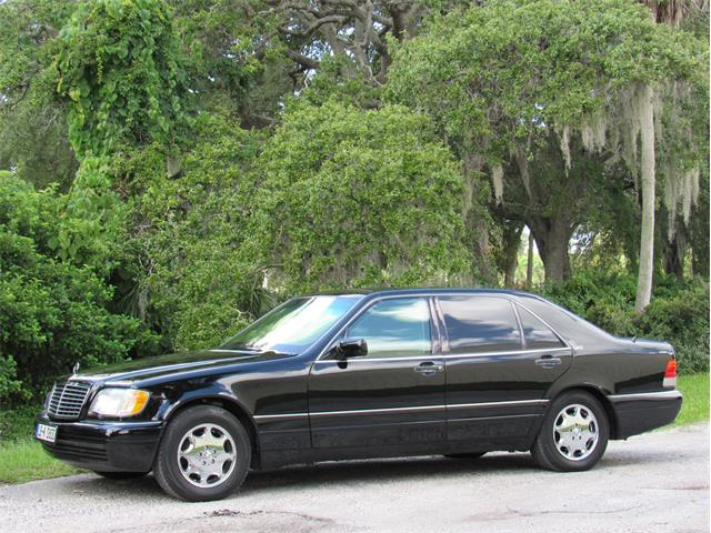 Picture of '95 S600 - OHJB