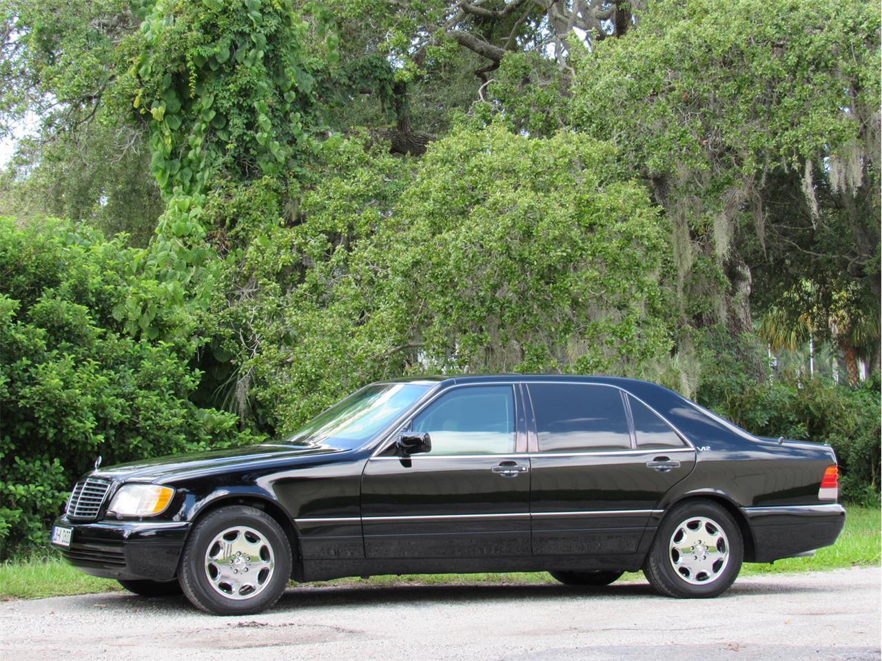 1995 mercedes benz s600 for sale classiccars com cc 1142471