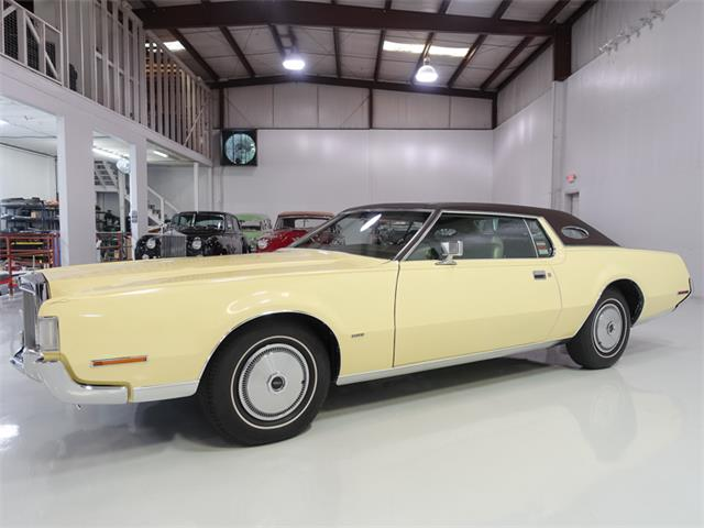 Picture of '72 Continental Mark IV - OHJH