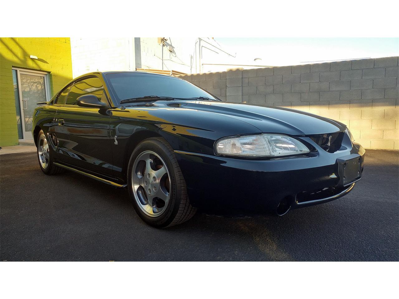 For sale 1994 ford mustang svt cobra in phoenix arizona