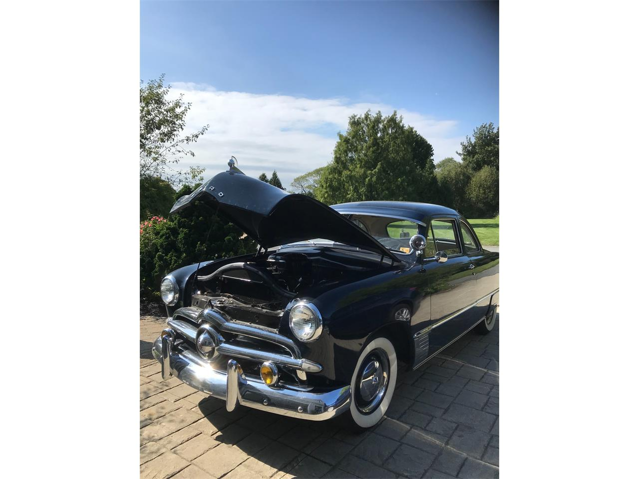 Large Picture of Classic 1949 Ford Coupe located in Tiverton  Rhode Island - $17,500.00 - OHK9