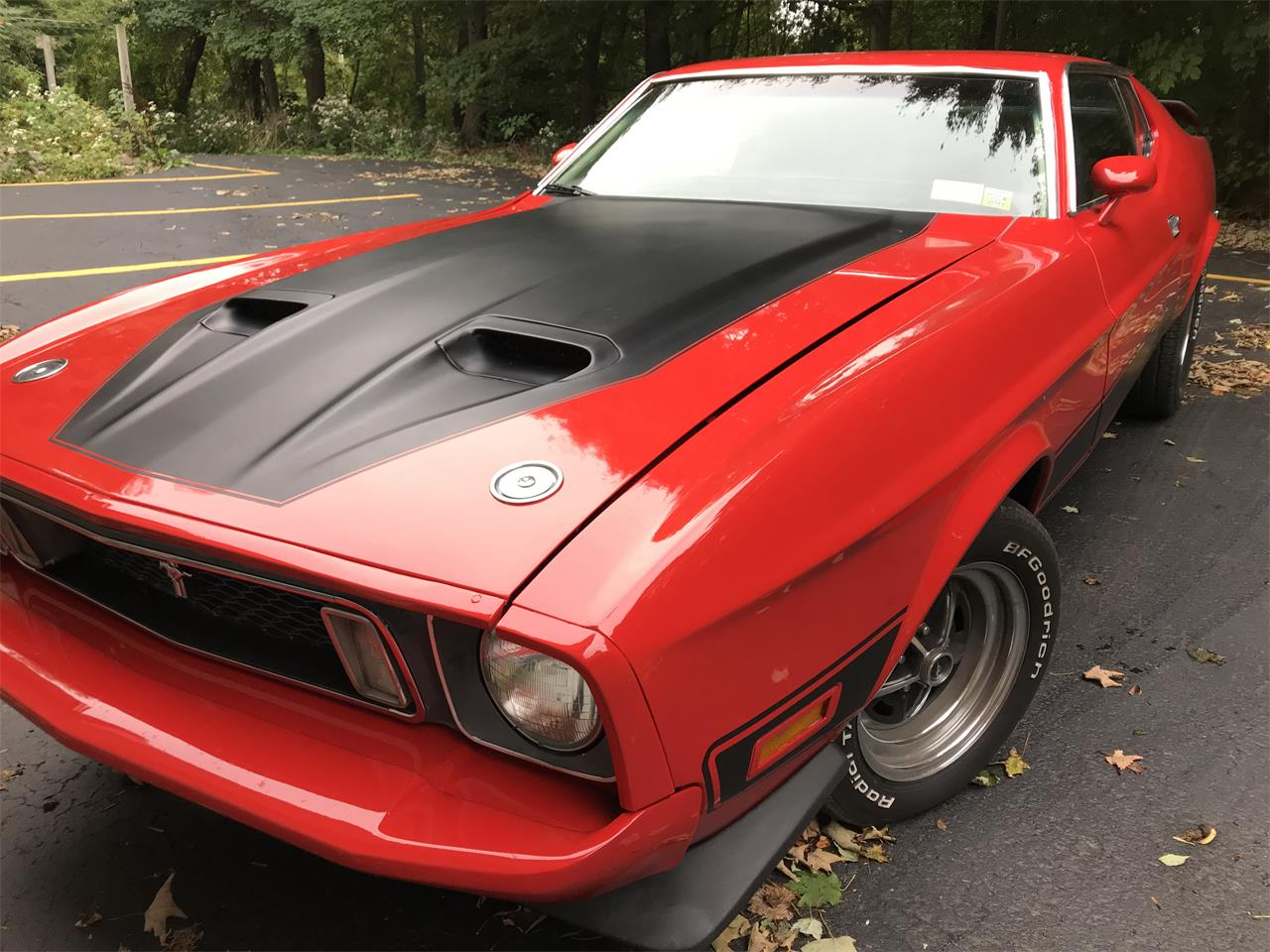 Large Picture Of 73 Mustang Mach 1 Ohkh