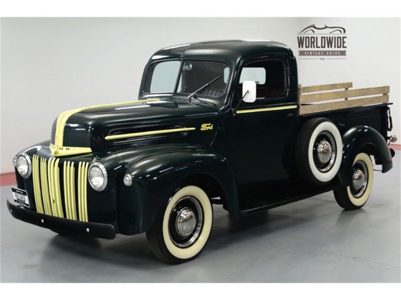 13460088 1946 ford f100 std 1946 ford f100 for sale classiccars com cc 1142539