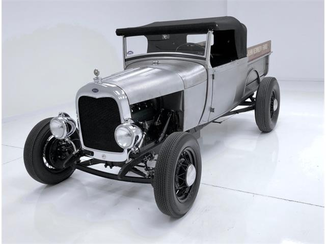 Picture of '28 Pickup - OHLC