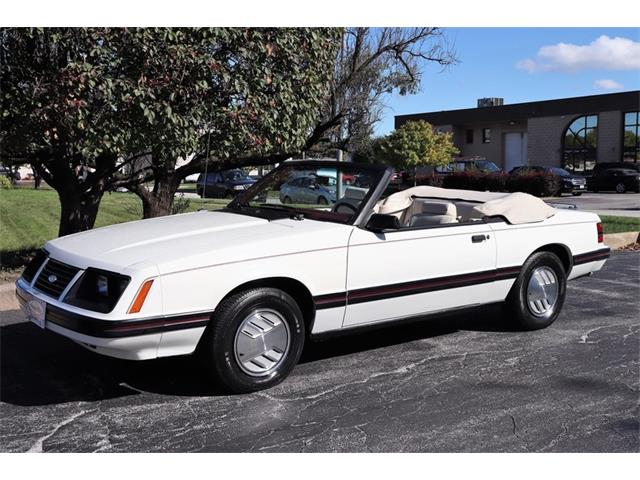 Picture of '83 Mustang - OHLI