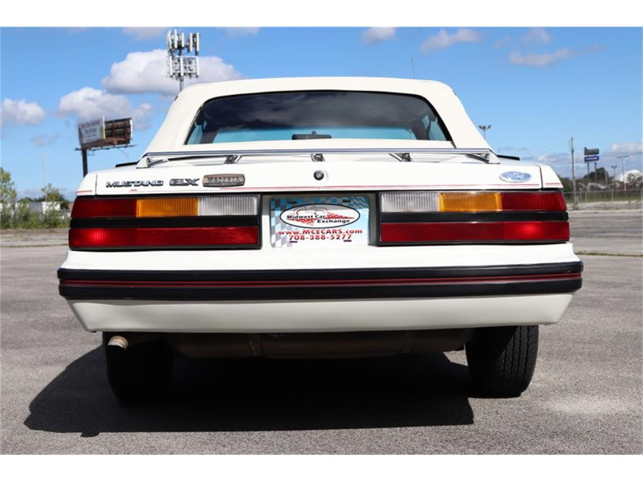 Large Picture of 1983 Ford Mustang located in Illinois - $7,900.00 - OHLI