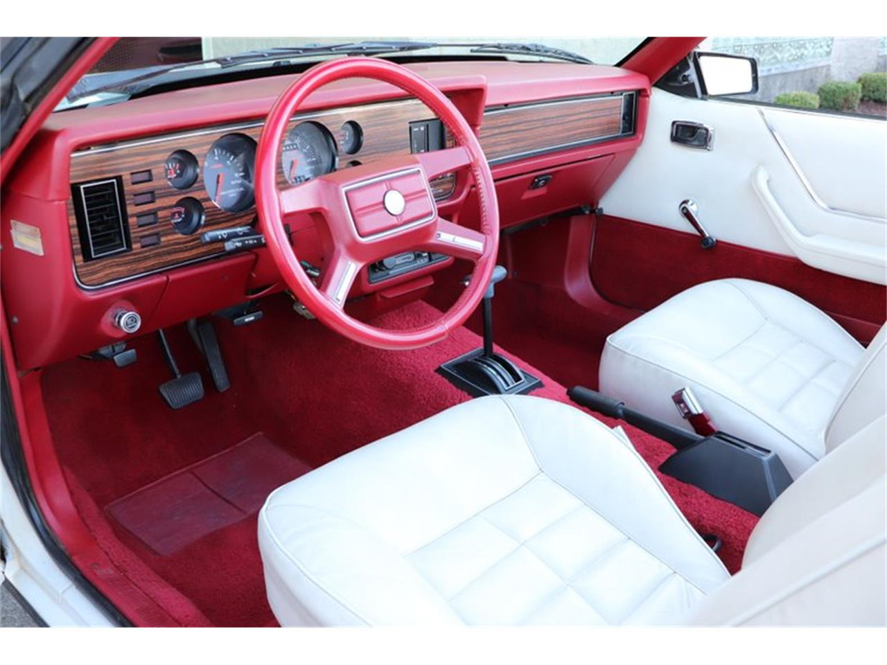 Large Picture of 1983 Ford Mustang - OHLI