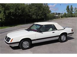 Picture of '83 Ford Mustang located in Illinois Offered by Midwest Car Exchange - OHLI