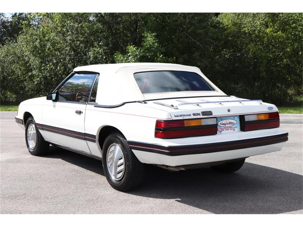 Large Picture of 1983 Ford Mustang located in Illinois - $7,900.00 Offered by Midwest Car Exchange - OHLI