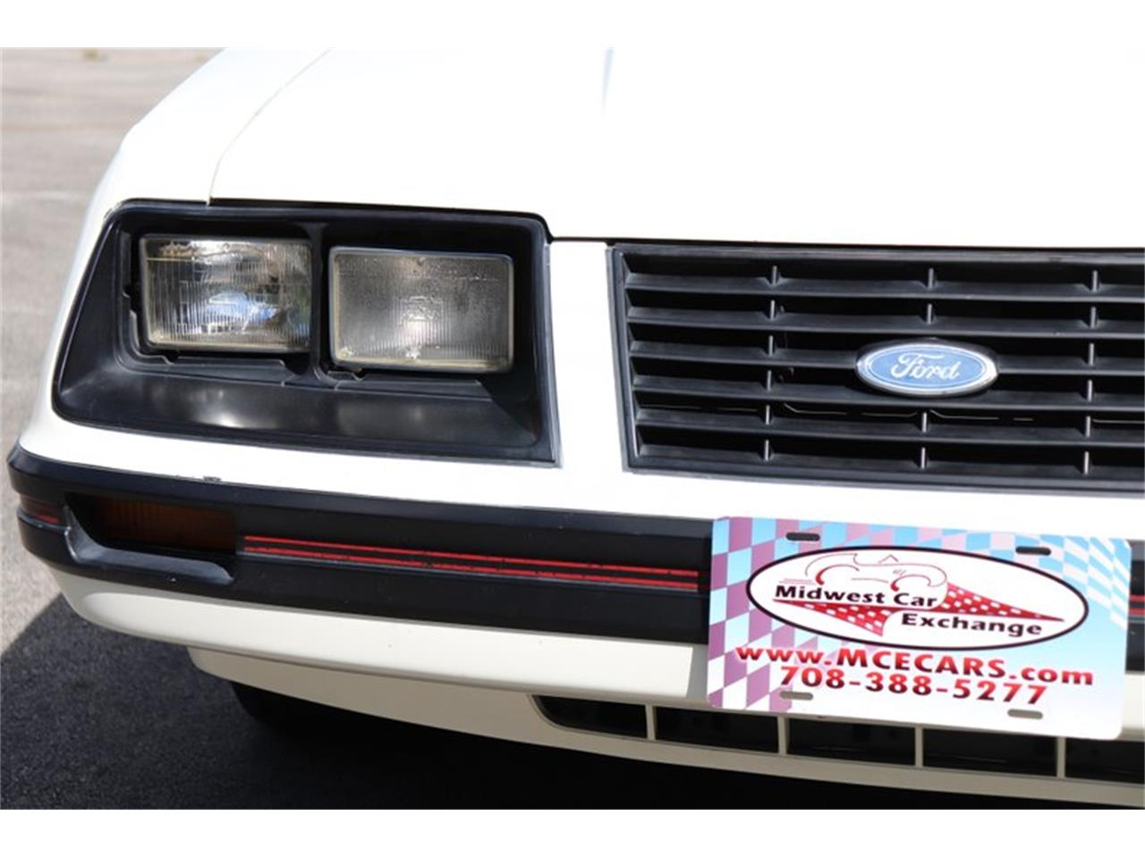 Large Picture of '83 Ford Mustang - OHLI