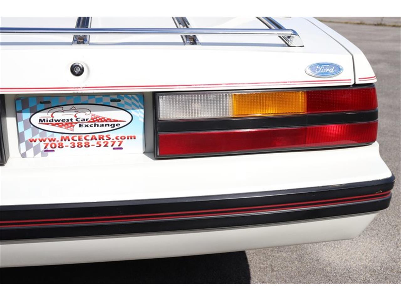 Large Picture of 1983 Ford Mustang - $7,900.00 Offered by Midwest Car Exchange - OHLI