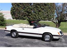 Picture of '83 Ford Mustang located in Alsip Illinois - $7,900.00 Offered by Midwest Car Exchange - OHLI