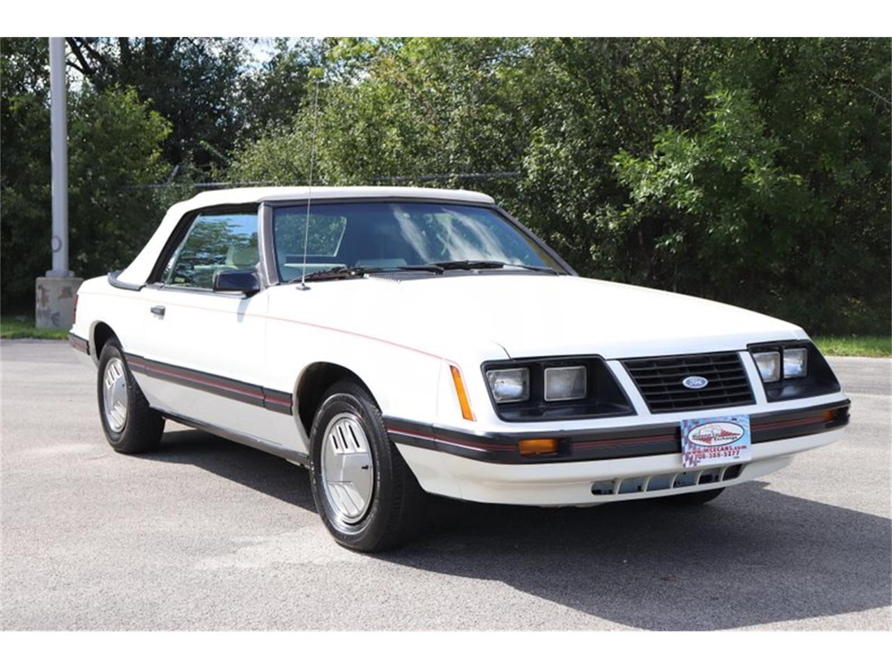 Large Picture of 1983 Mustang located in Alsip Illinois - $7,900.00 - OHLI