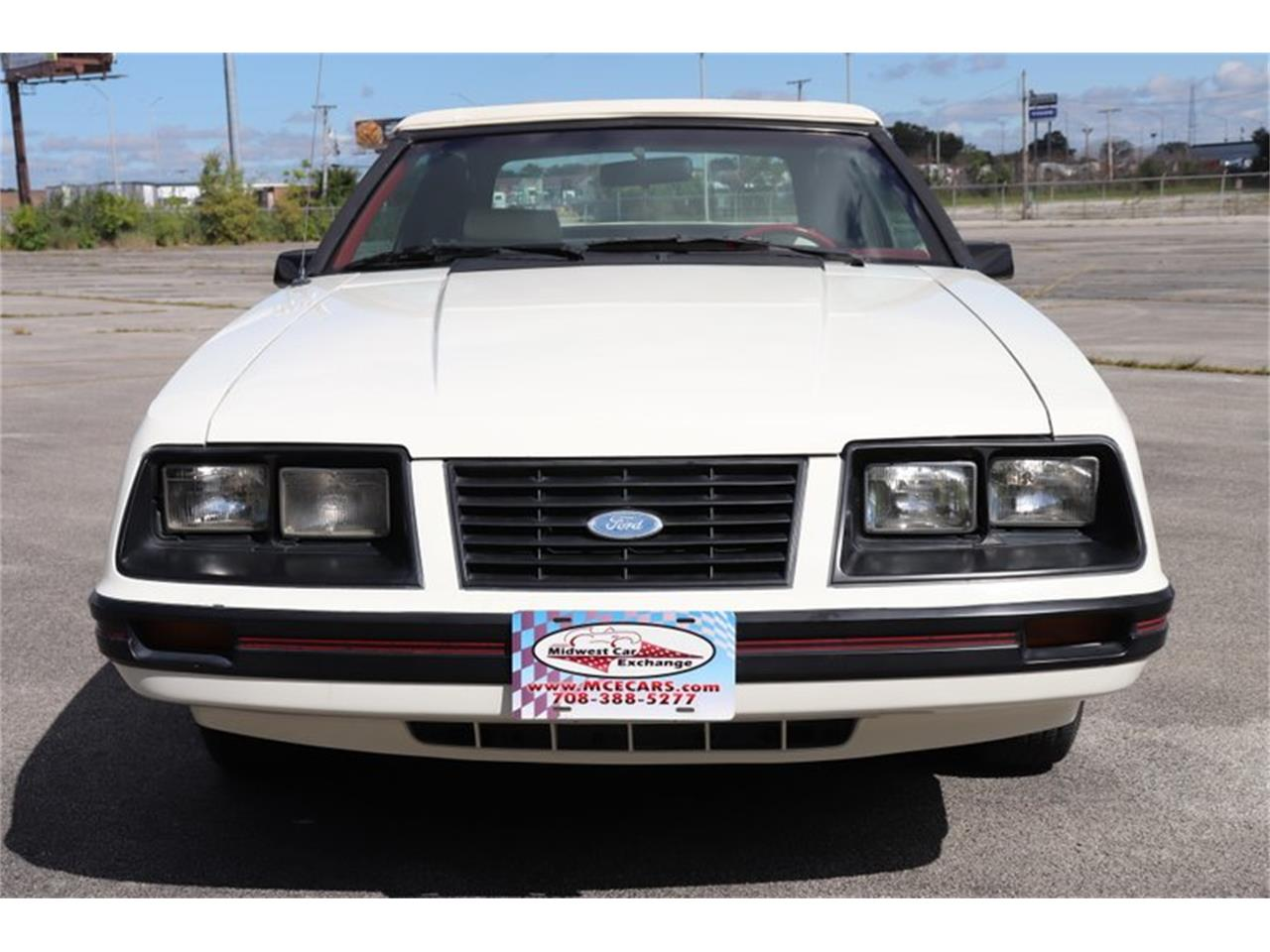 Large Picture of 1983 Ford Mustang Offered by Midwest Car Exchange - OHLI