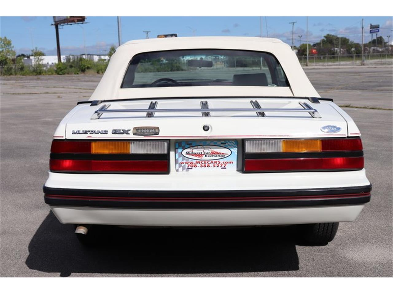 Large Picture of 1983 Mustang located in Illinois - $7,900.00 Offered by Midwest Car Exchange - OHLI