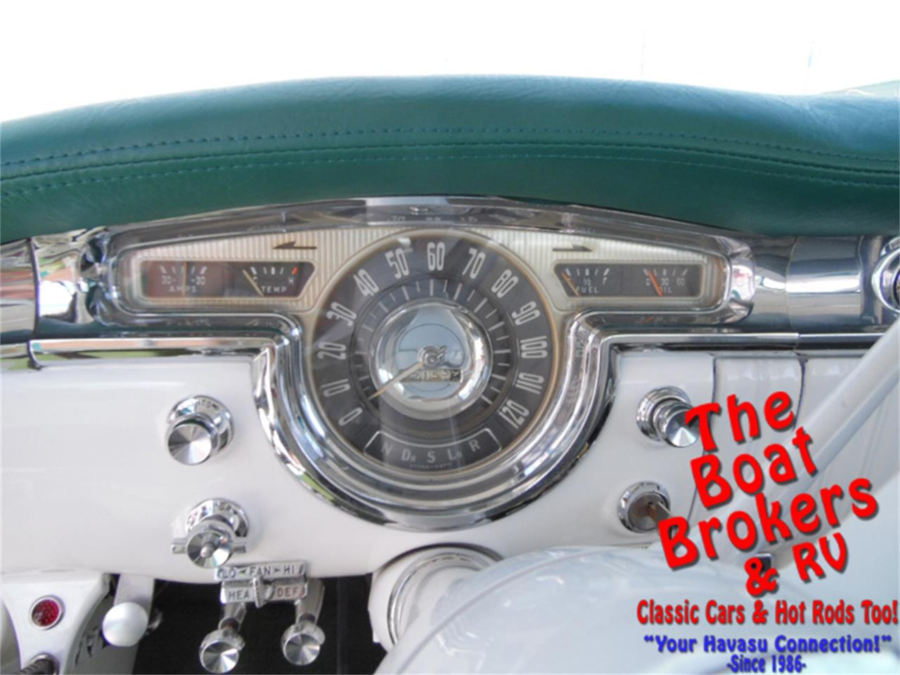 Large Picture of 1955 Oldsmobile 88 Holiday Rocket located in Arizona Offered by The Boat Brokers - OFTW