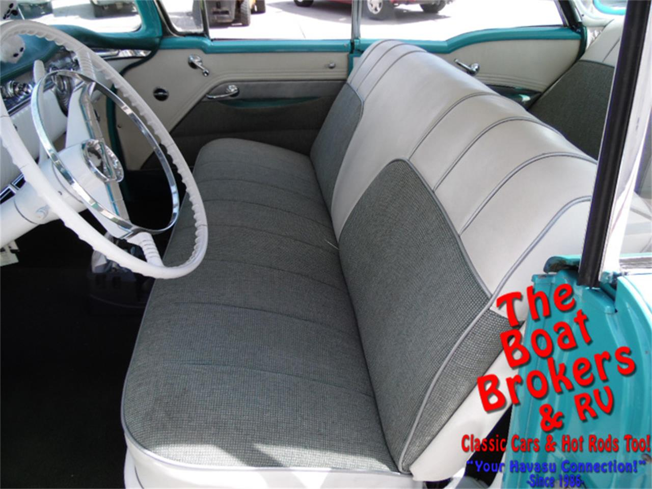Large Picture of Classic 1955 Oldsmobile 88 Holiday Rocket Offered by The Boat Brokers - OFTW