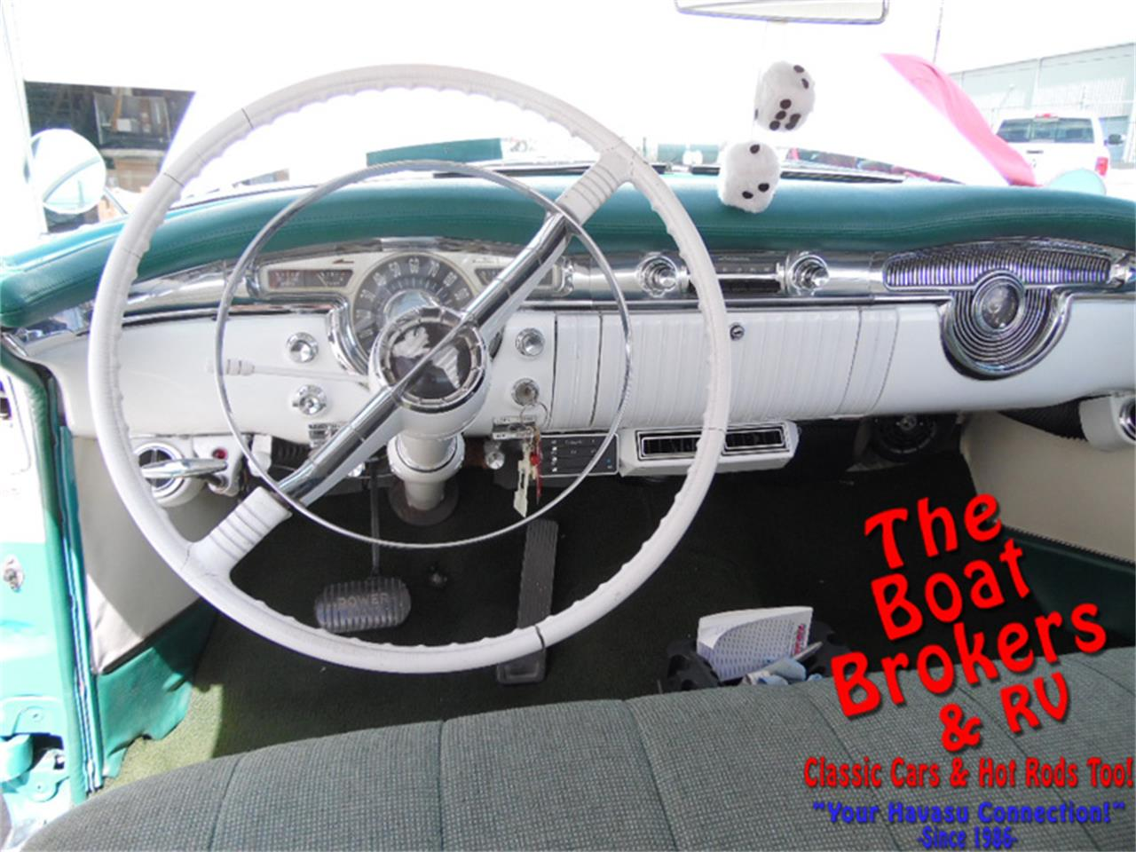 Large Picture of '55 Oldsmobile 88 Holiday Rocket located in Arizona Offered by The Boat Brokers - OFTW