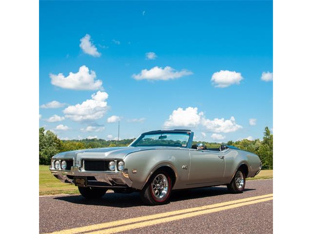 Picture of '69 Cutlass - OHNC