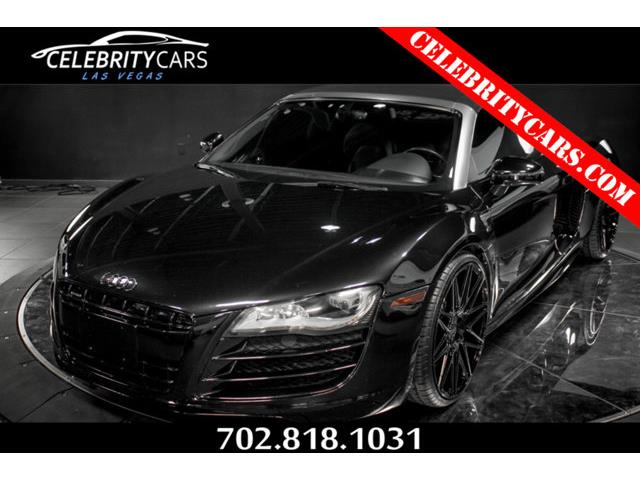 Picture of '11 R8 - OHNQ