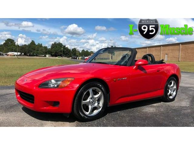 Picture of '01 S2000 - OHNS