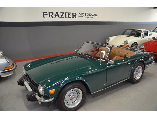 Picture of '75 TR6 - OHNZ