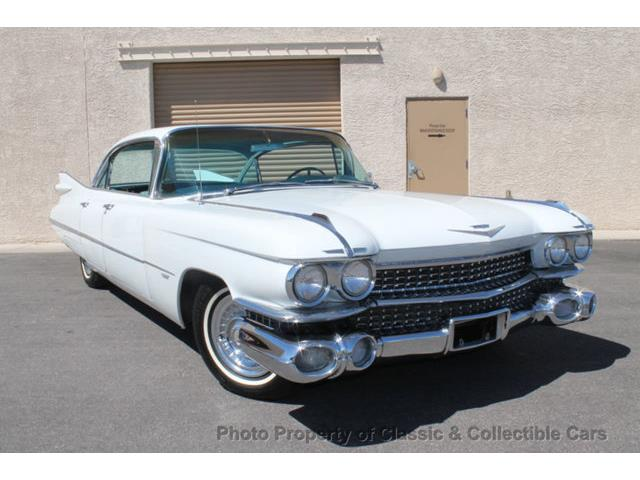 Picture of '59 Cadillac Series 62 located in Las Vegas Nevada Offered by  - OFU0