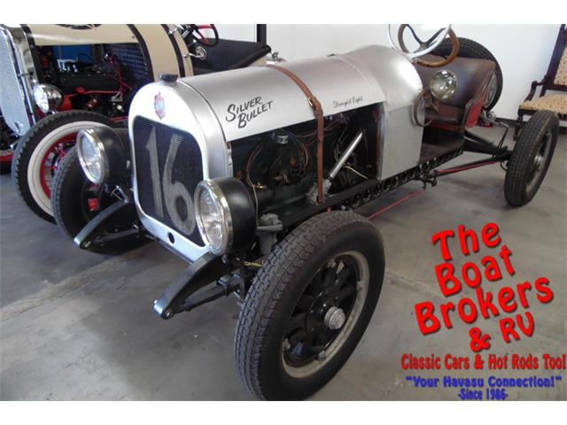 Picture of '16 Model T Speedster Silver Bullet - OHOK
