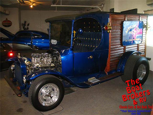 Picture of '15 Model T Ice Truck - OHOM